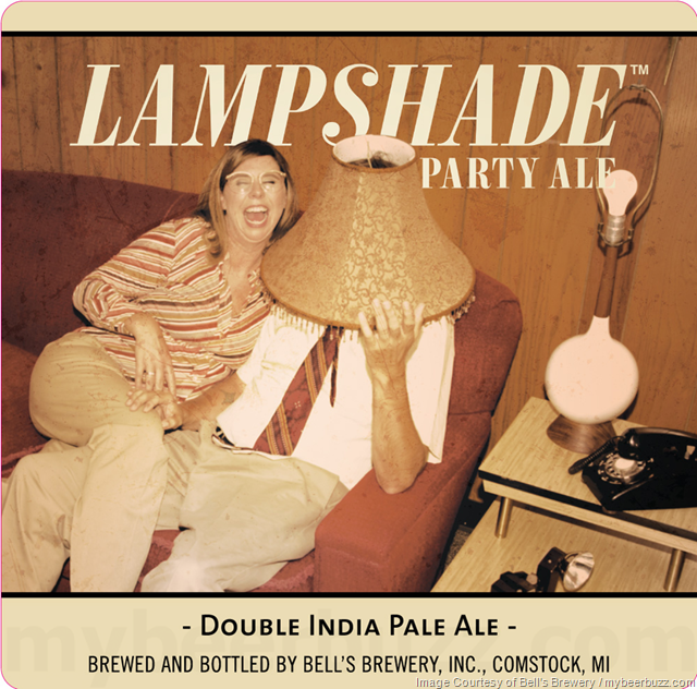 Bell's Brewery Lampshade Party Ale