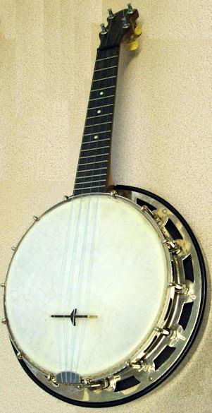 Abbott Monarch Banjolele banjo Ukulele