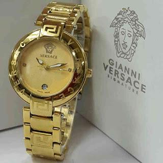 Jam Tangan Versace,Harga jam tangan Versace,Jam vercase