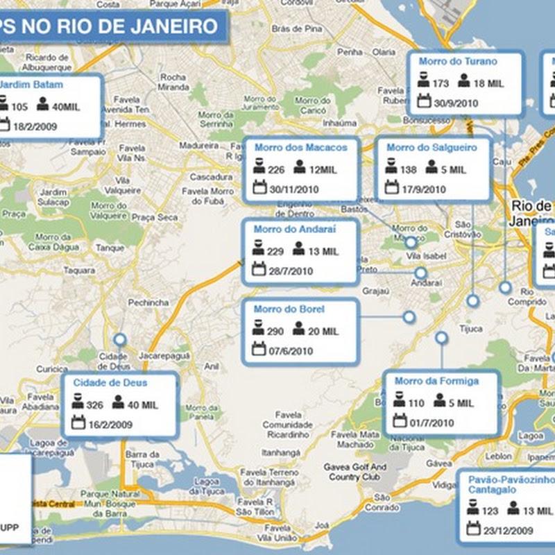 Acabaram os grandes eventos no Rio. As UPPs já podem acabar também