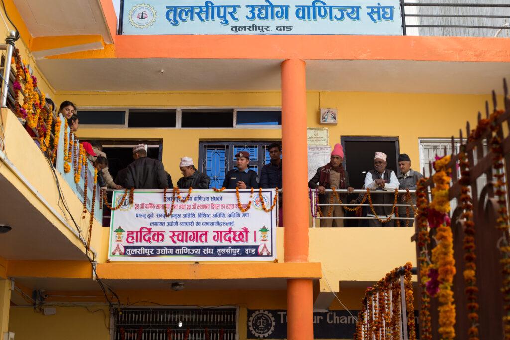 तुलसीपुर उवासंघको नयाँ नेतृत्वका लागि चुनावी गतिविधि तिब्र
