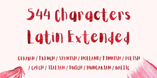 Download Aloja Extended Fonts by WildOnes