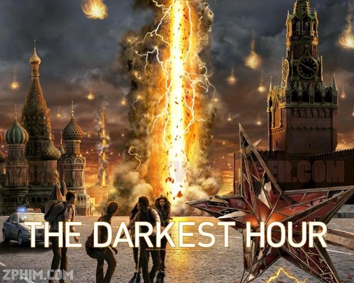Ảnh trong phim Giờ Đen Tối - The Darkest Hour 1
