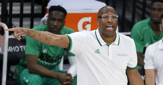 BECAUSE WE BEAT USA AND ARGENTINA, EVERYONE THINKS WE HAVE ARRIVED' – NIGERIA BASKETBALL COACH, MIKE BROWN REACTS AFTER AUSTRALIA LOSS