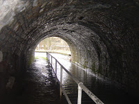 Scout Tunnel, Huddersfield Narrow Canal