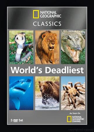 Am�rica y Australia [Los animales m�s peligrosos del mundo][NatGeo][SATRip][Espa�ol][2009]