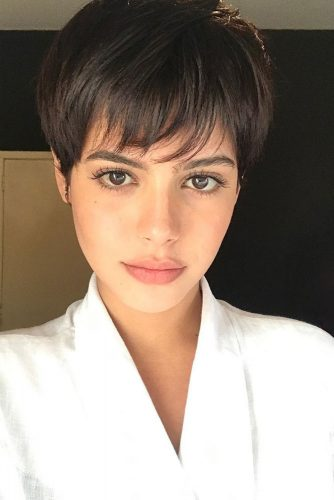 LATEST SHORT HAIRSTYLES IDEAS FOR WOMEN 2018 TRENDS