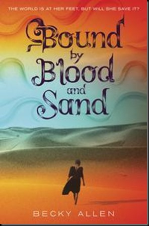 Bound by Blood and Sand  (Untitled Series #1)