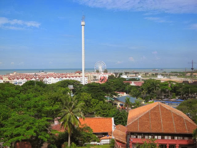 Menara-Taming-Sari-Tower
