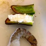 Jalapeño, Shrimp, & Cheese