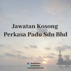 Jawatan Kerja Kosong Perkasa Padu Sdn Bhd