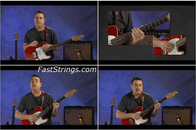 Steve Trovato - Beginning Blues: Rhythm Guitar