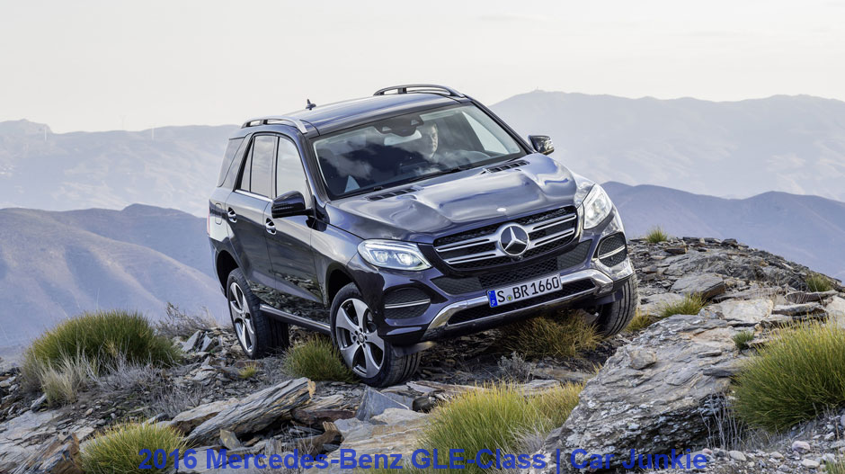 2016 GLE-Class SUV, Coupe, Plug-in Hybrid - Specs Review