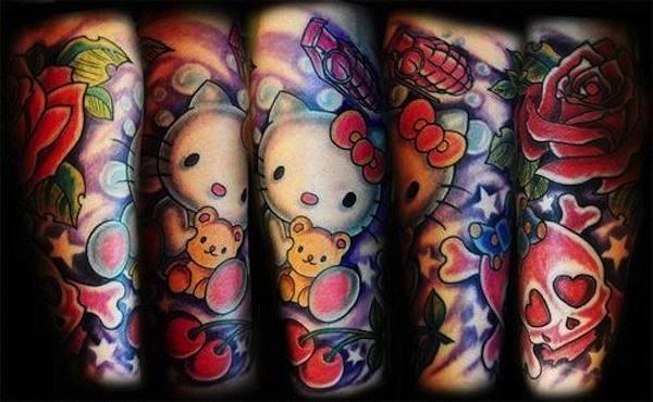 cartoon_caracteres_tatuagem_manga
