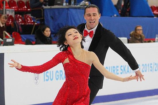 Yuko Kavaguti Alexander Smirnov