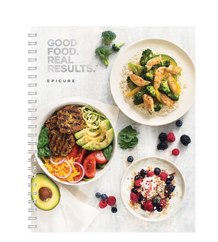 photo of Good Food Real Results Recipe Guide by Epicure