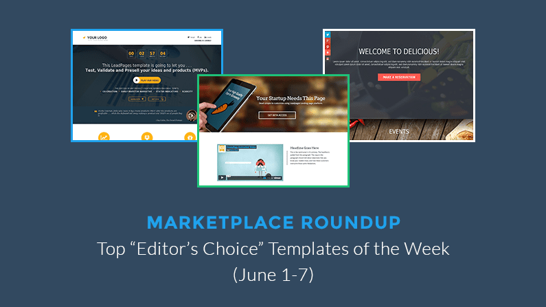 Roundup June 1-7 Blog