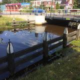 Bruggenonderhoud Pekelder Hoofddiep - Foto's PrachtigPekela.nl