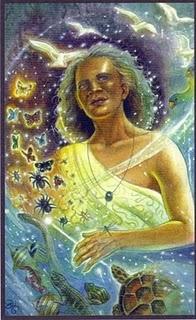 Goddess Of Light Yhi, Gods And Goddesses 7