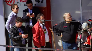 Photo: Gene Haas - Haas F1 Team