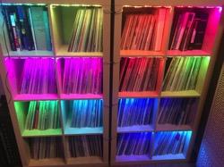 Record shelf 2