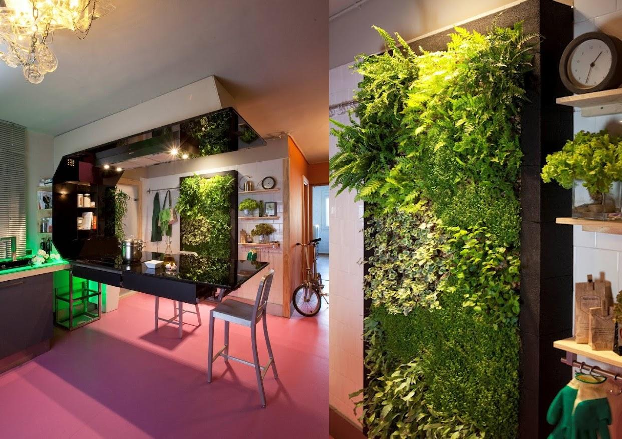 Jardines verticales alicante forestal for Jardin o jardin
