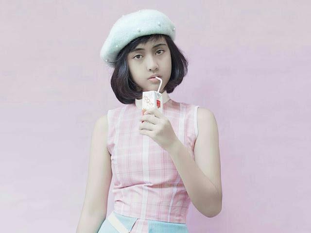 5 Blogger Tercantik Di Indonesia - Evita Nuh