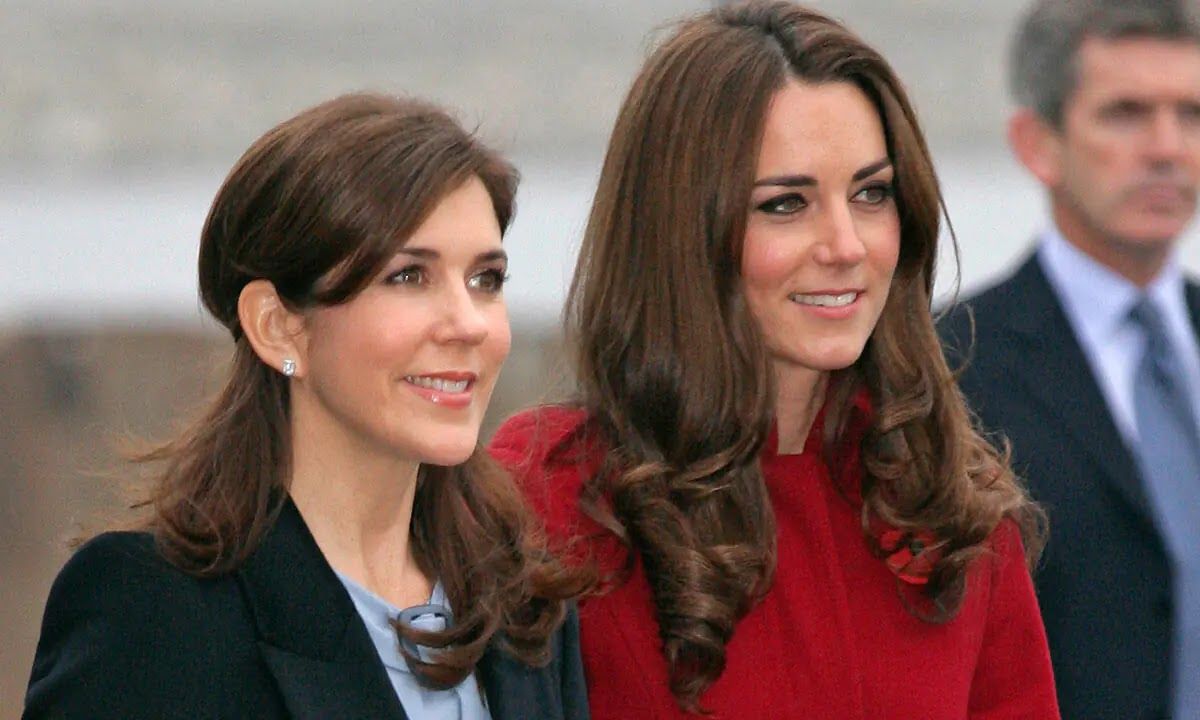 Kate Middleton to Miss Out on Reunion with Crown Princess Mary