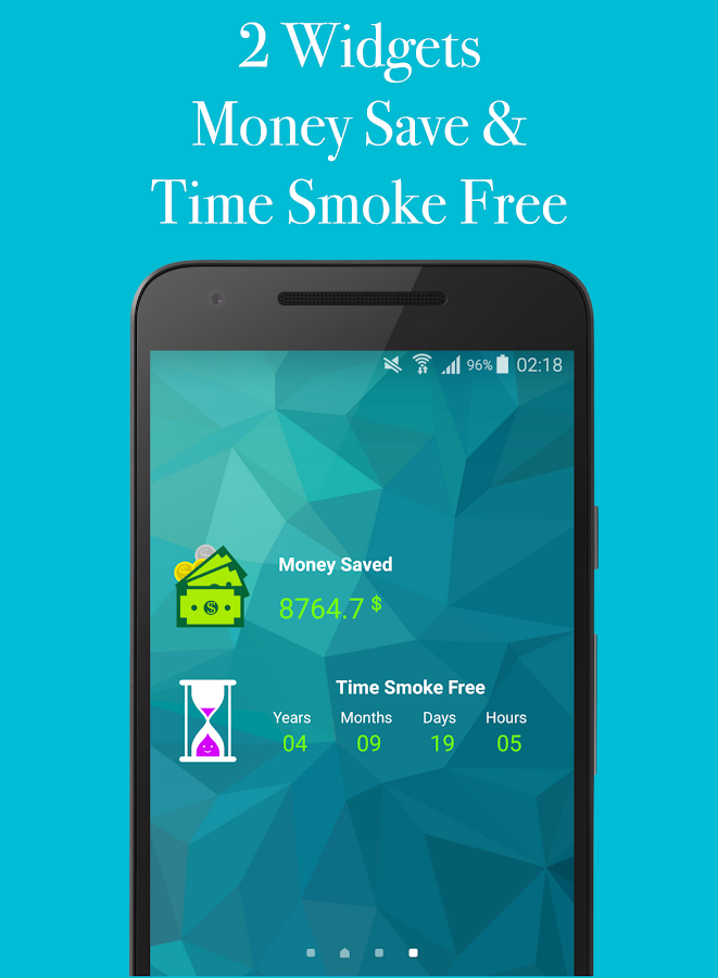 Stop Smoking - EasyQuit free- screenshot