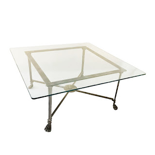Maison Bagues Inspired Paw-Foot Cocktail Table