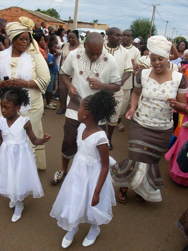 shweshwe dresses for wedding _South African Traditional Dresses 1
