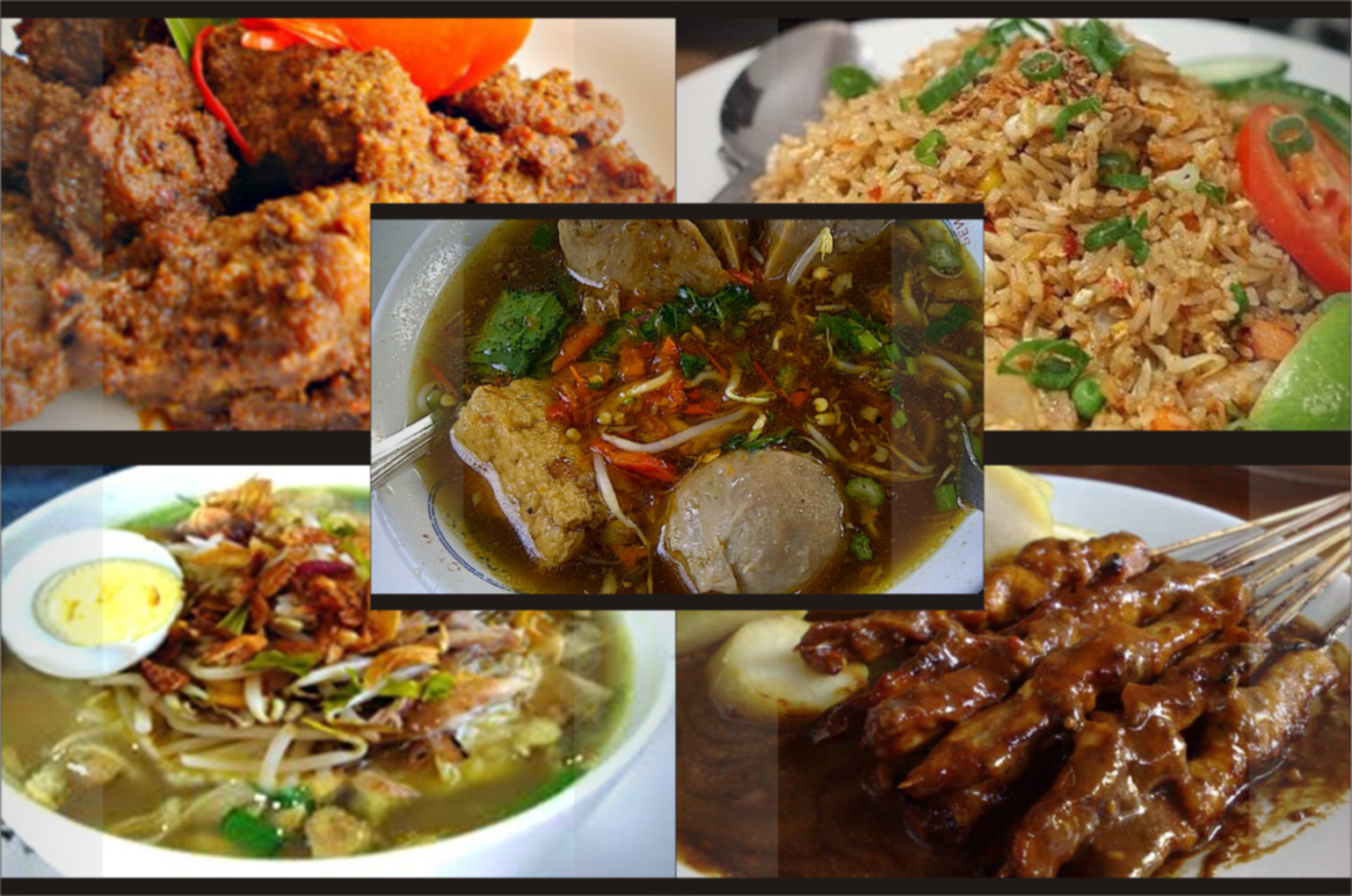 Kuliner Terenak Di Indonesia Yang Disukai Dunia Terbaru Gambar