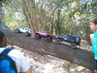 Ruta en arenys de munt, domingo 19 por la tarde IMG-20150719-WA0041