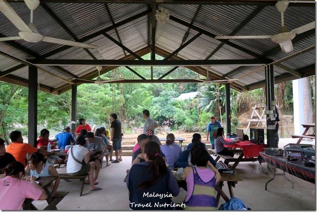 馬來西亞沙巴 九如河泛舟 溜索 (59)