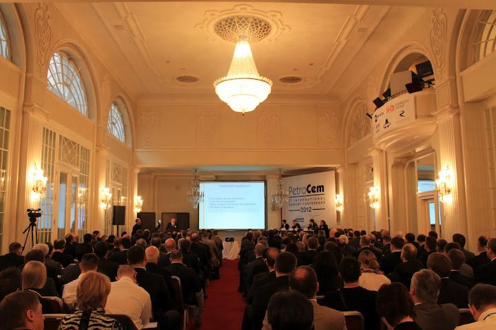 фото Петроцем 2012: конференц-зал