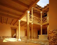 Ελληνική κατοικία,βιώσιμη ανάπτυξη,ancient greek household,sustainable development.