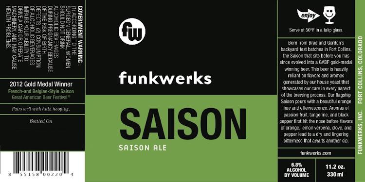 Logo of Funkwerks Saison