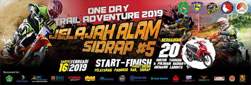Ratusan Pendaftar Sidrap Trail Adventure Part 5 Sudah Booking Tiket