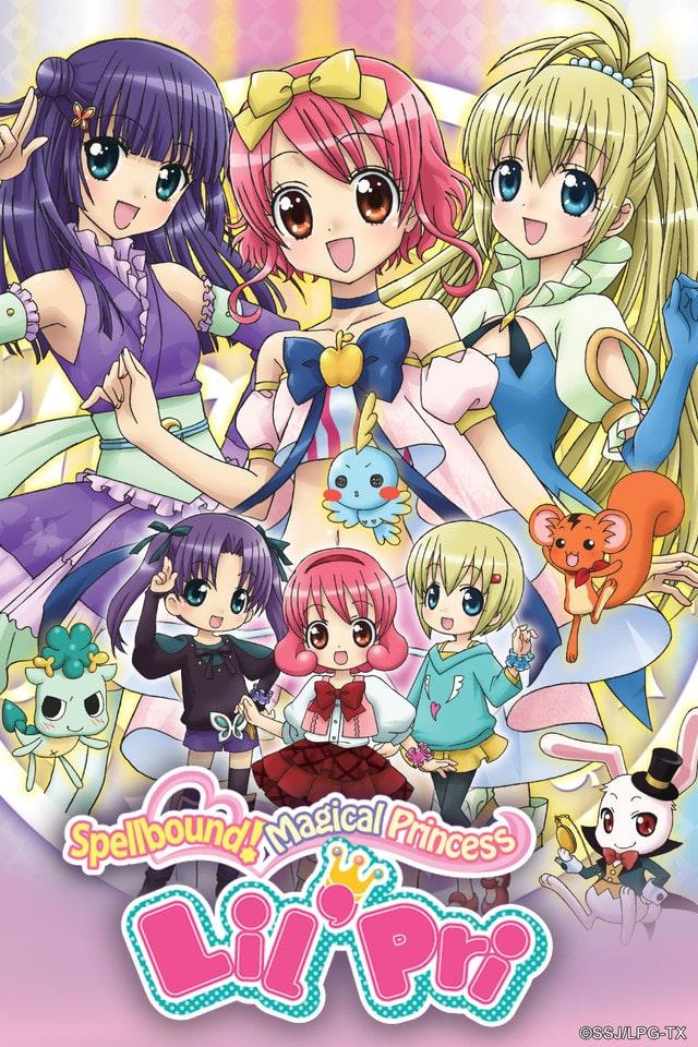 Spellbound! Magical Princess Lilpri