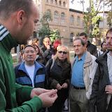 Crisis en Arcosur - Concentración en Gran Vía 27/10/2011