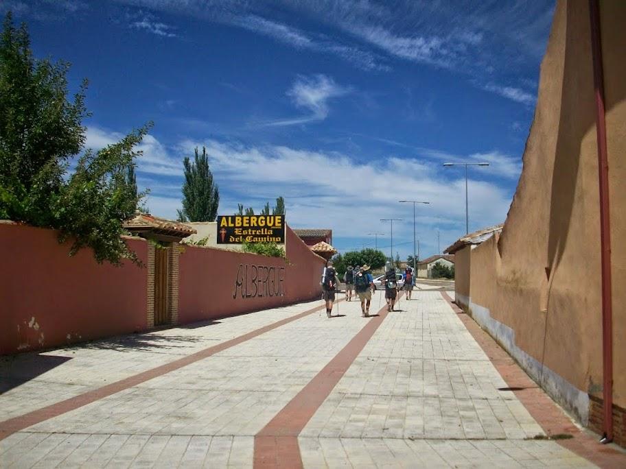 Albergue Estrella del Camino, Frómista, Palencia, Camino de Santiago