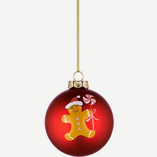 Inge Glas Weihnachtsschmuck Hier Lebkuchen Haus