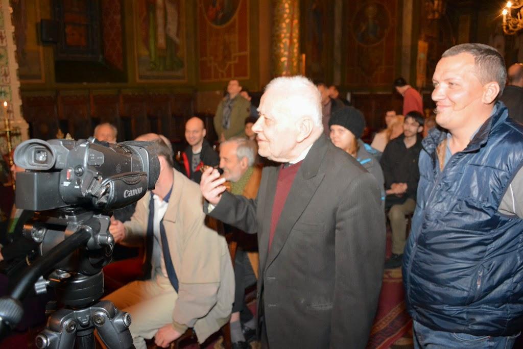 Sorin Dumitrescu la Sf. Silvestru despre Inviere 115