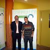 """El alumno Santiago Aguilar González de Ciclo Formativo de Grado Medio """"Explotación de Sistemas Informáticos"""" ha recibido el premio EmprendeJoven 2008, en el concurso de ideas emprendedoras. La entrega del premio fue en Jaén"""