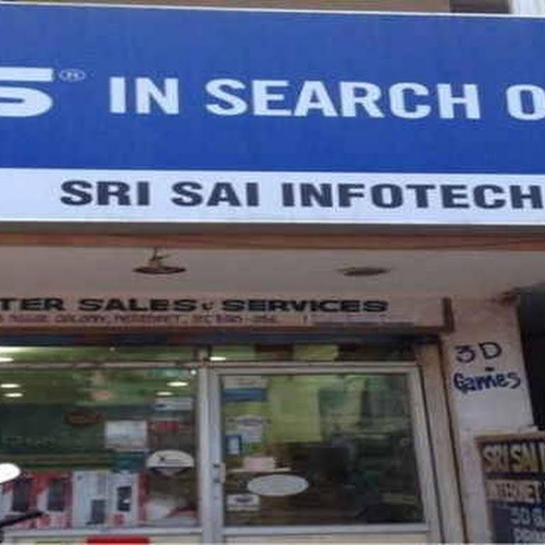 Sri Sai Infotech Pvt Ltd - Computer Repair Service