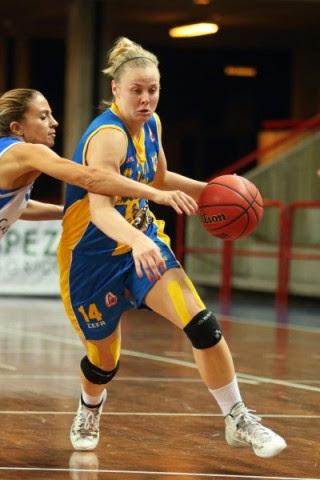 Ceprini Orvieto - Lavezzini Basket Parma 57 a 64 (32-23)