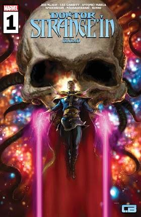 Doktor Strange'in Ölümü #01