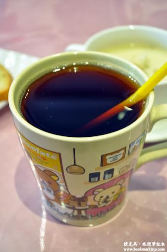 清閒焙可饗食堂清閒紅茶