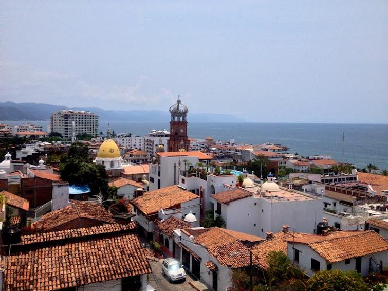 Vistas desde el Faro Matamoros