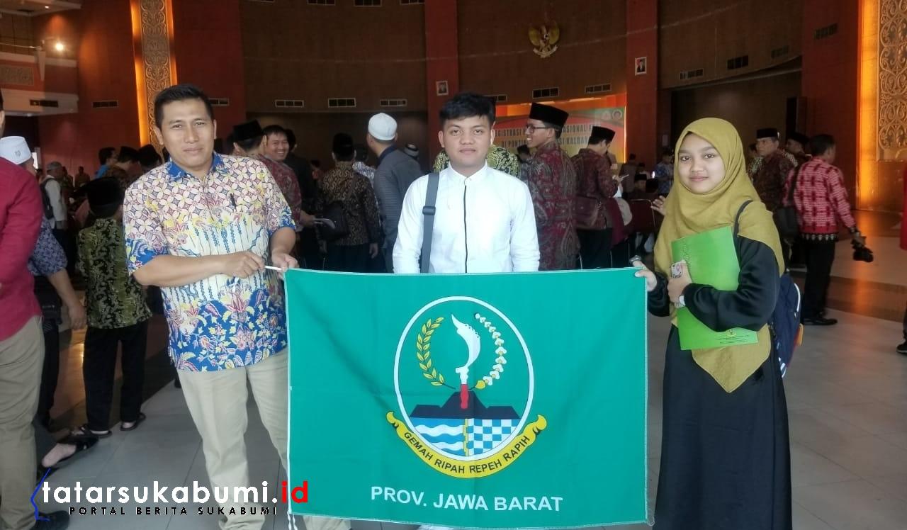 Hasna Shofwatul Azizah Kafilah asal Sukabumi wakili Jabar dalam STQN 2019